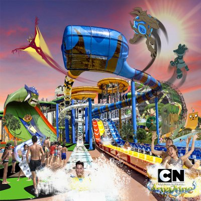 Cartoon Network Water Park