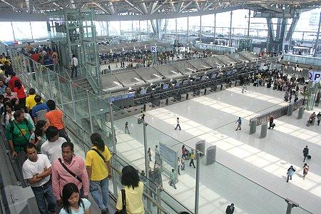 Suvarnabhumi Airport to Pattaya