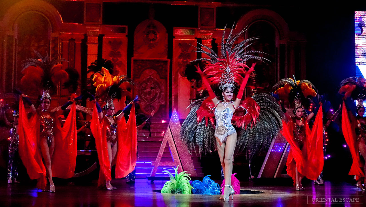 3 Cabaret Shows Pattaya You Should Not Miss