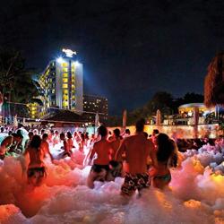 Pattaya foam party