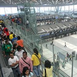 Suvanabhumi airport 2